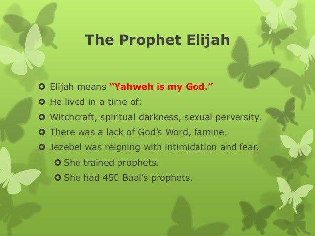 elijah meaning Gallery