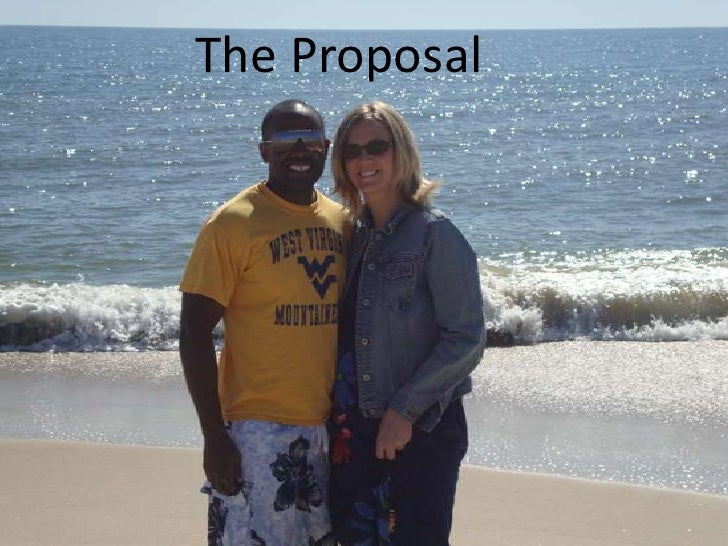 The Proposal<br />