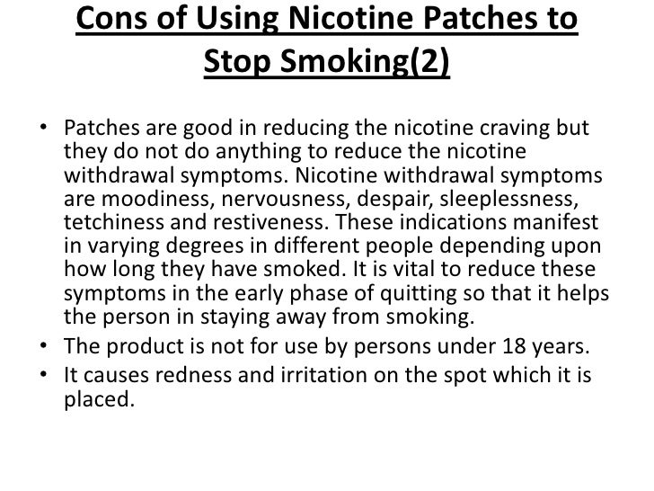 Nicotine Detox Pass Drug Tests