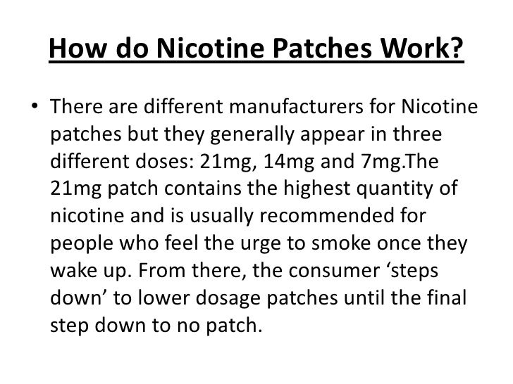 how to clear nicotine from body