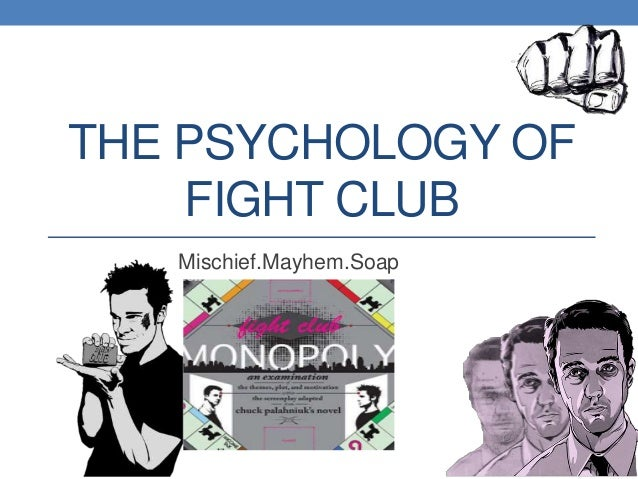fight club masculinity essay Fight club, or the cultural contradictions of late vance for the study of contemporary representations of gender and masculinity to situate fight club as an.