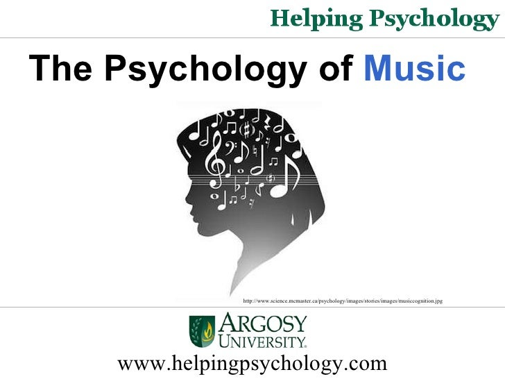 www.helpingpsychology.com The Psychology of  Music  http://www.science.mcmaster.ca/psychology/images/stories/images/musicc...