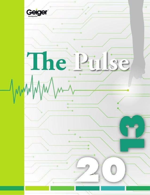 Thepulse 2013