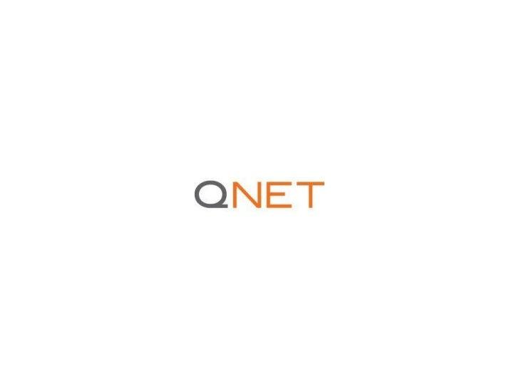 The QNET Business Presentation