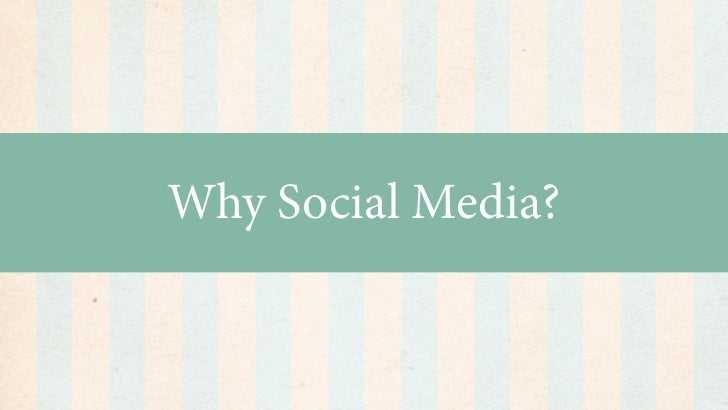 The Random Group Social Media Presentation