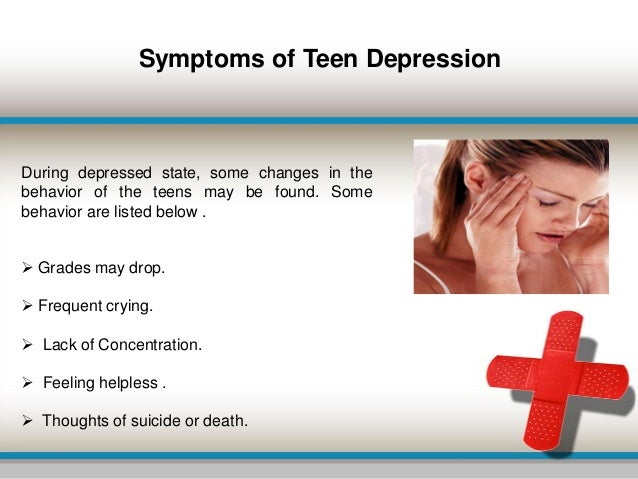 the causes of depression in teenagers Depression teens learn: how to recognize symptoms of teenage depression, what causes depression in teenagers and how to help depressed teenagers.