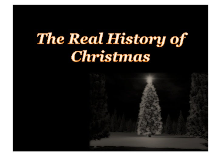 the origin of modern christmas and the Christmas trees were first used as simple decorations which, at first, were not associated with christmas at all the origin of the trees as decorations and gift-bearers the trees were used in a.