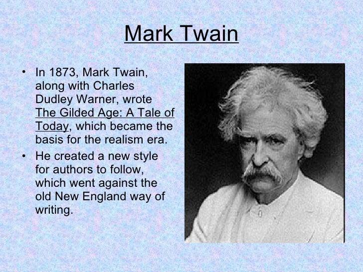 research paper mark twain