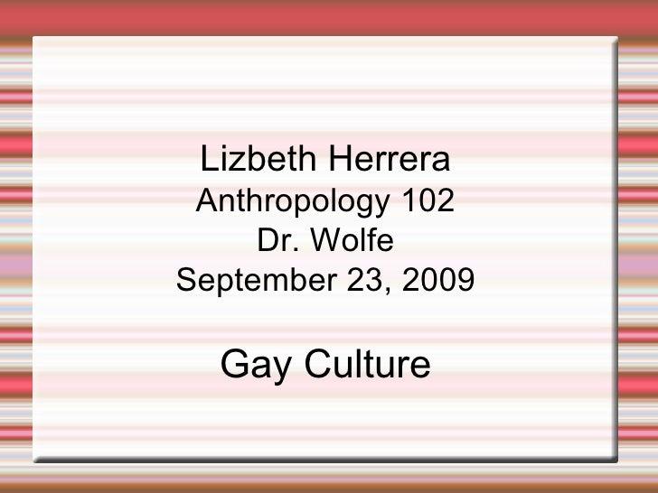 Gay Culture