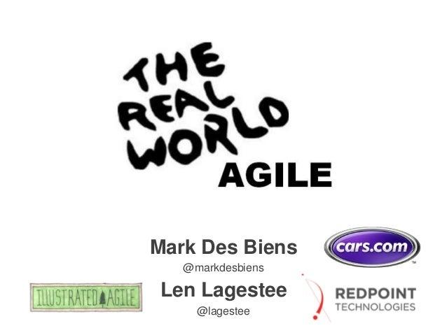 The Real World - Agile
