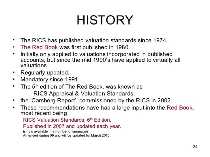 rics critical analysis