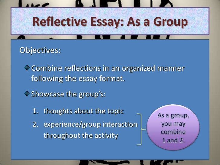 refective essays