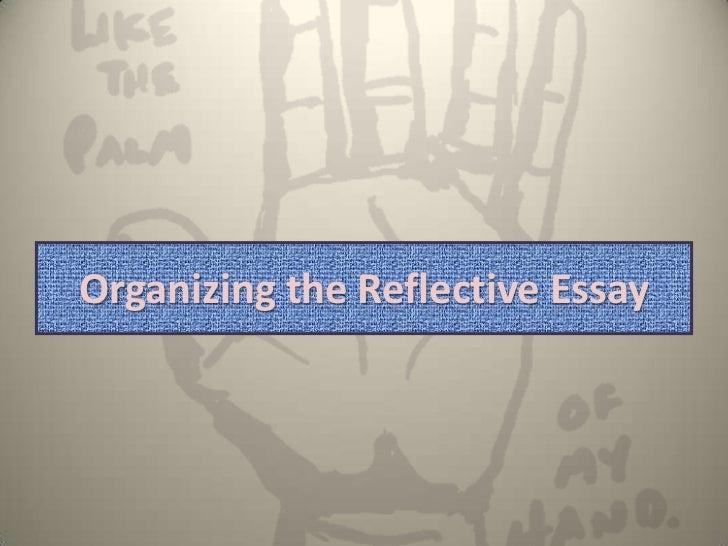 Essay final reflective