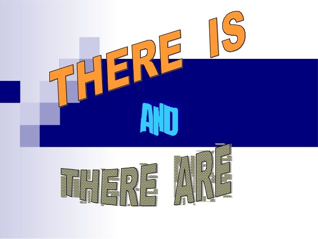 There is   there are - made by claire