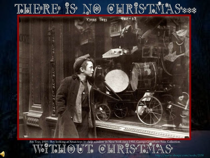 http://www.shorpy.com/node/2158 Boy Toys , 1910 - Boy looking at Xmas toys in shop window in New York circa 1910. George G...