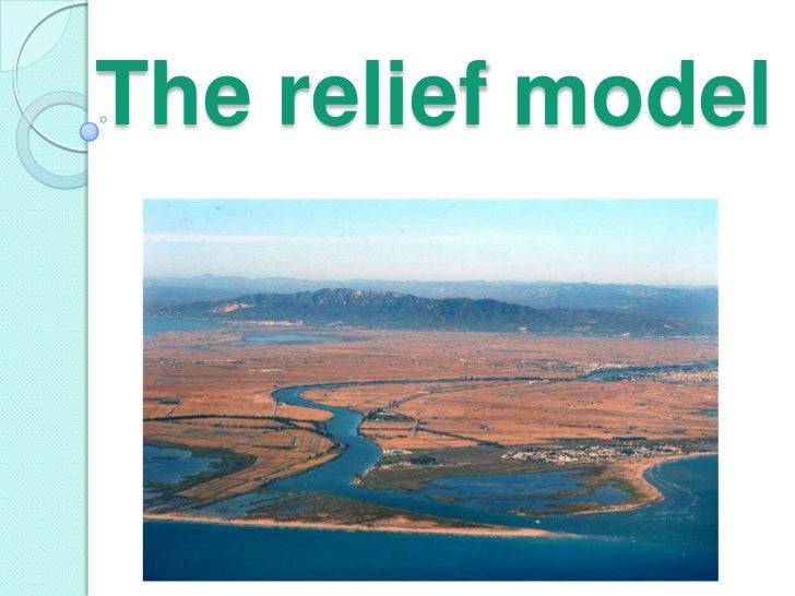 The relief model<br />