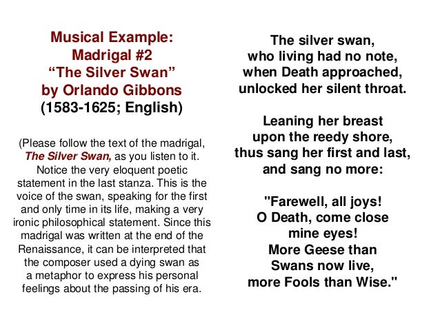 motets and madrigals Learn the similarities and differences between motets and madrigals.