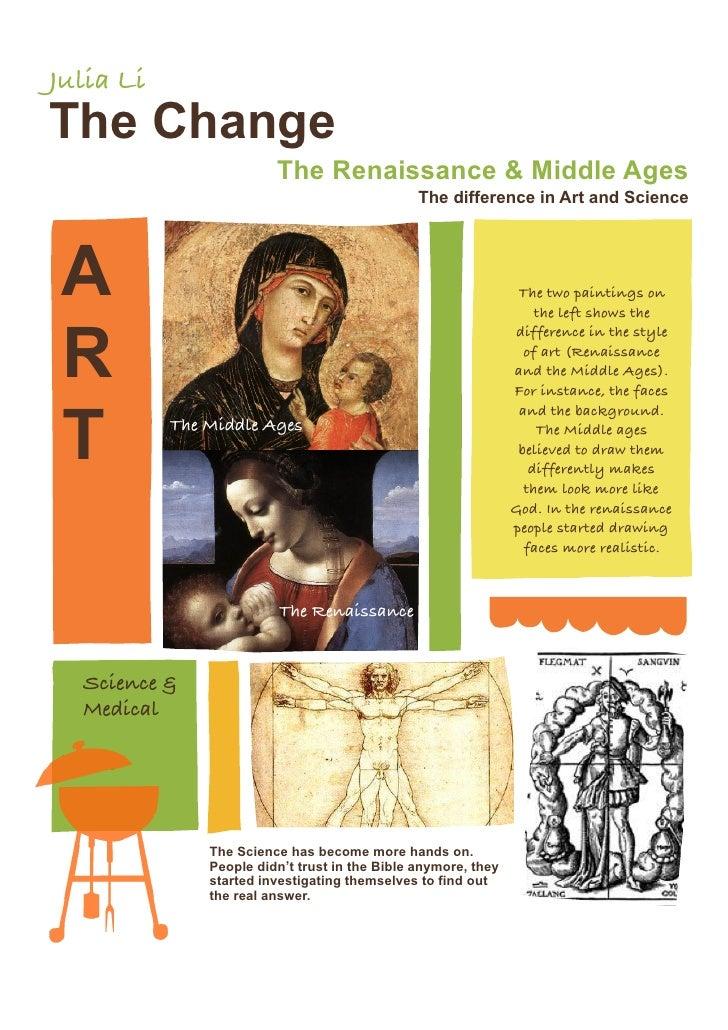 The renaissance poster