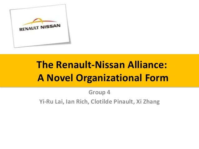 renault nissan alliance case Accounting for the economic reality of the renault-nissan alliance case  this  case focuses on the financial accounting representation of the.