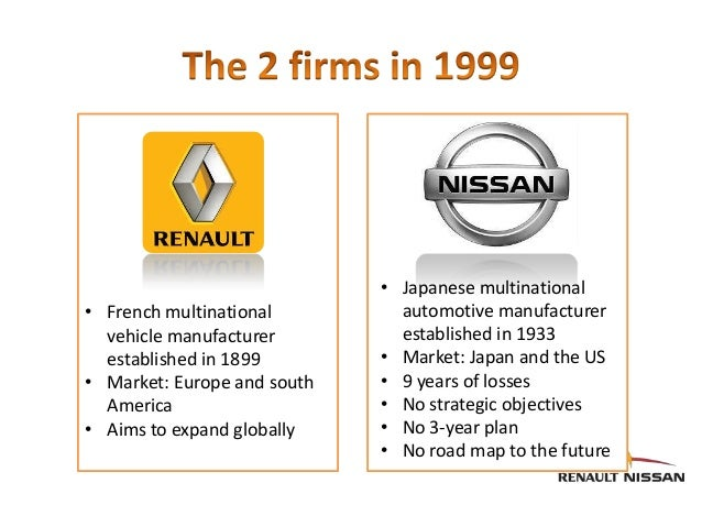 The Renault Nissan Alliance In 2008