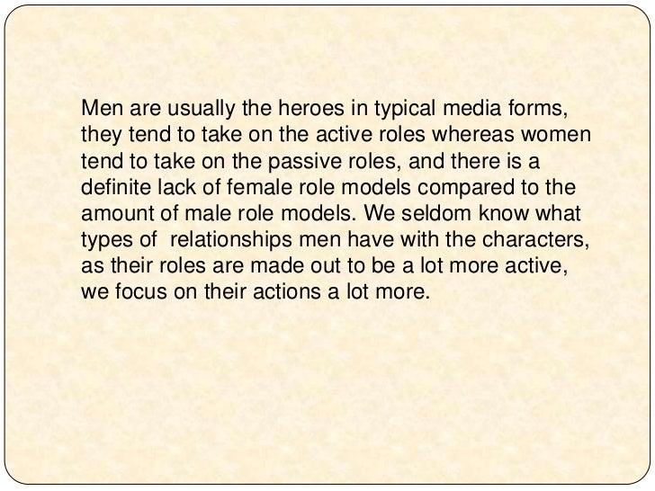 Role Of Women Essay