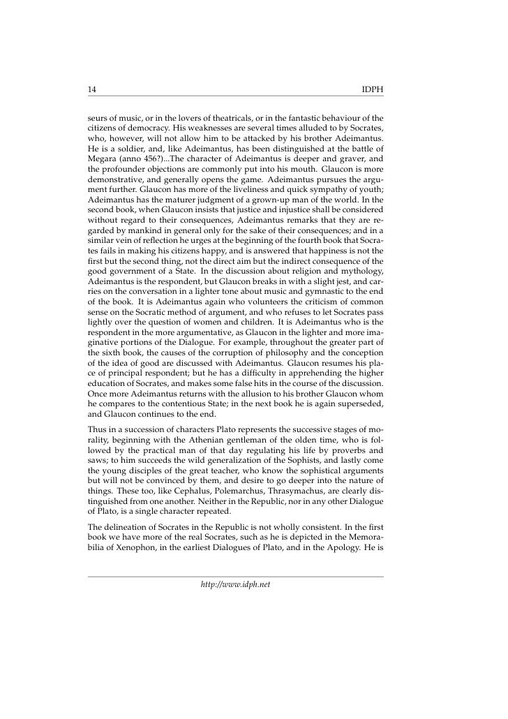 research paper on plato essay Term paper 3168 home, why use us the free philosophy research paper (plato essay) presented on this page should not be viewed as a sample of our on-line writing.