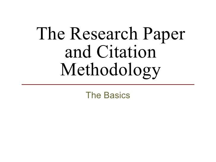 cite paper research
