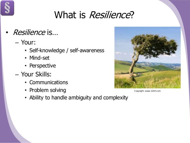 master resilience training study guide