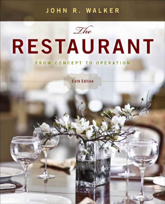research on fine dining restaurant operations Degree field(s), programs in restaurant operations and food service available   a wide range of establishments, from casual eateries to fine dining restaurants.