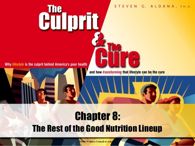 The Rest Of The Good Nutrition Lineup