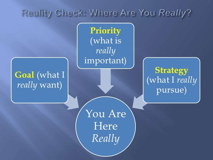 Priority                (what is                 really               important)                              StrategyGoal...