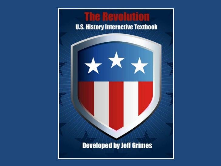 The Revolution: App Details