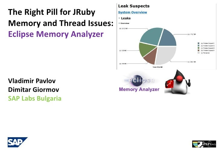 The Right Pill for JRuby Memory and Thread Issues: Eclipse Memory Analyzer