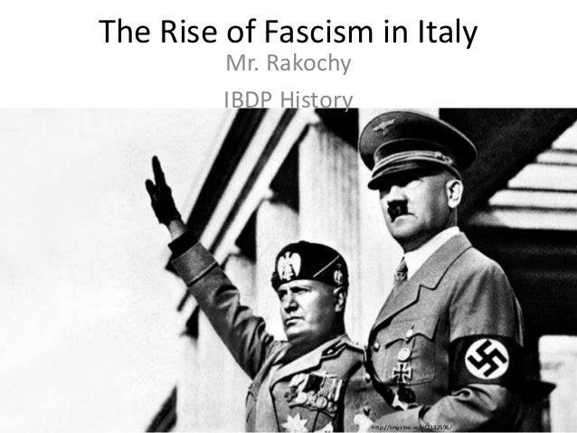 the rise of fascism in germany Synopsis the government of nazi germany was a fascist, totalitarian state  totalitarian regimes, in contrast to a dictatorship, establish complete political,  social,.