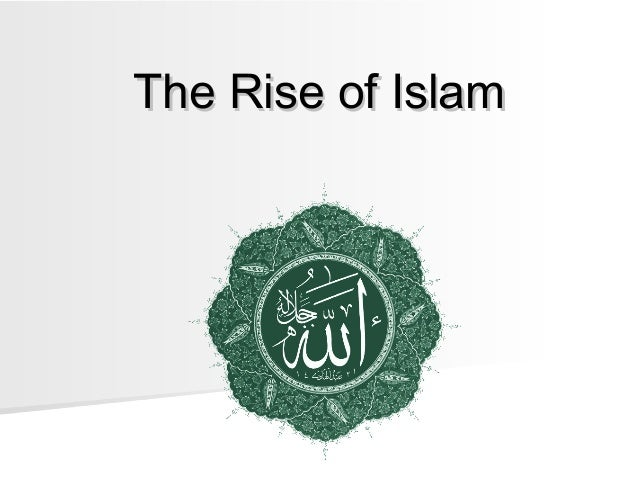The rise of_islam