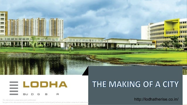 Lodha The Rise Opportunity