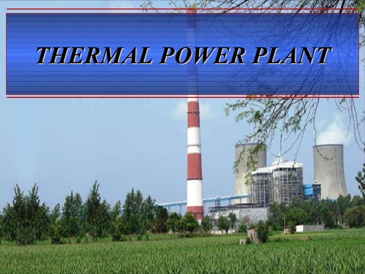 Thermal power-plant