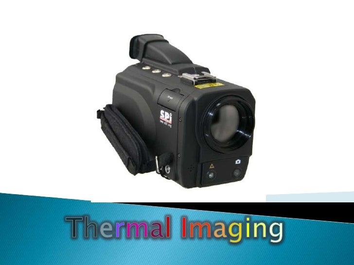 Thermal imaging mark ensor