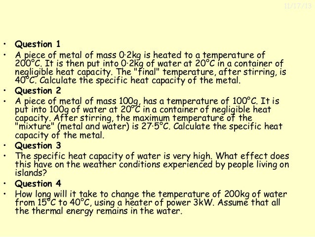 Thermo physics question?