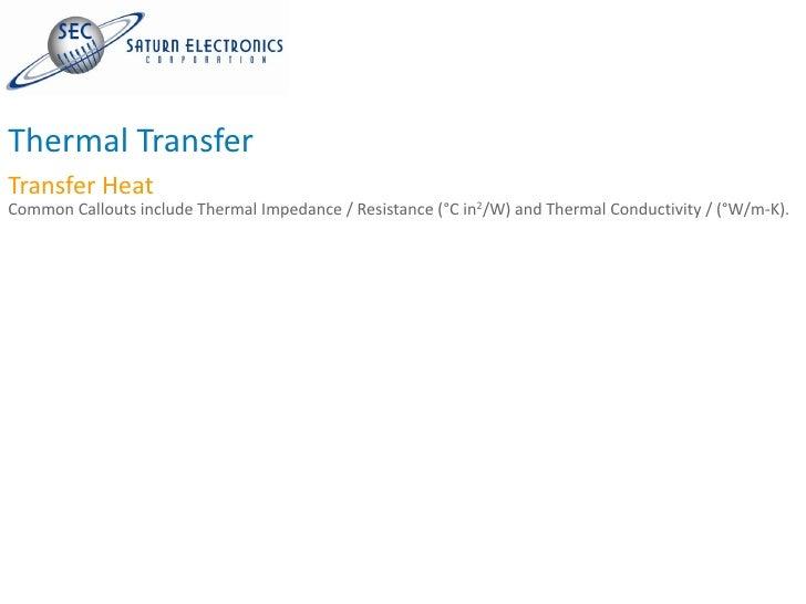 Thermal Transfer - LED PCB