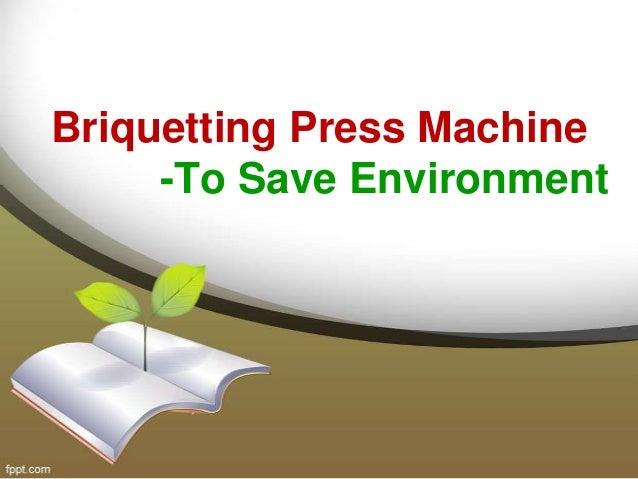 machine environment