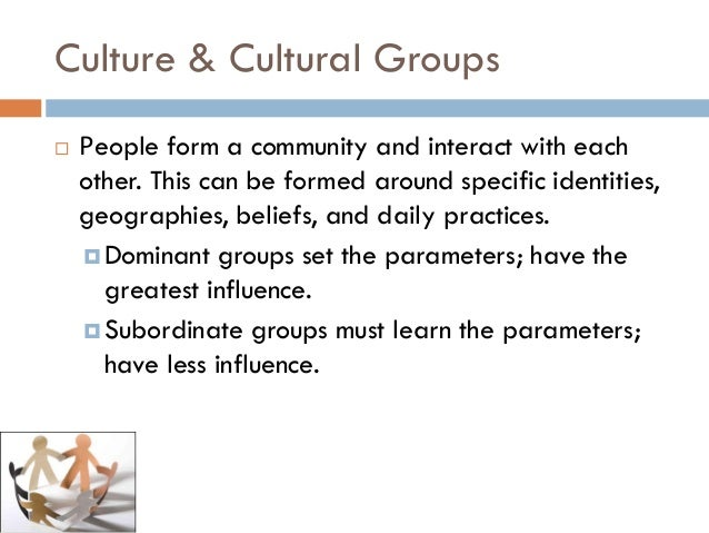 Why would living in a diverse culture/community reduce conflict?