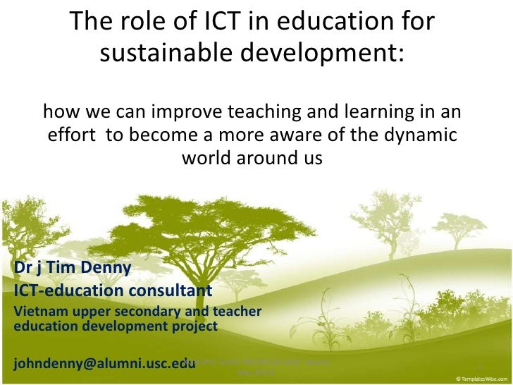 role of education in sustainable development essay Sample essay on the role of ng os in sustainable development on role of ngos in promoting education sample essay on role of ngos in protecting human.