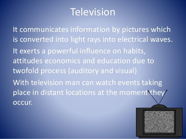 how television viewing affects children essay How television viewing affects children education essay television is one of the greatest innovations of all clip through telecasting we have witnessed history in.