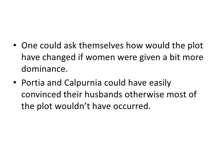 calpurnia and julius caesar relationship