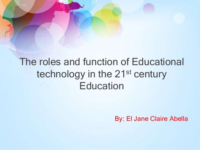 the function of education 12 sociology of education: concept of society whereas the other says the prime function of education is to promote the equilibrium status of the.
