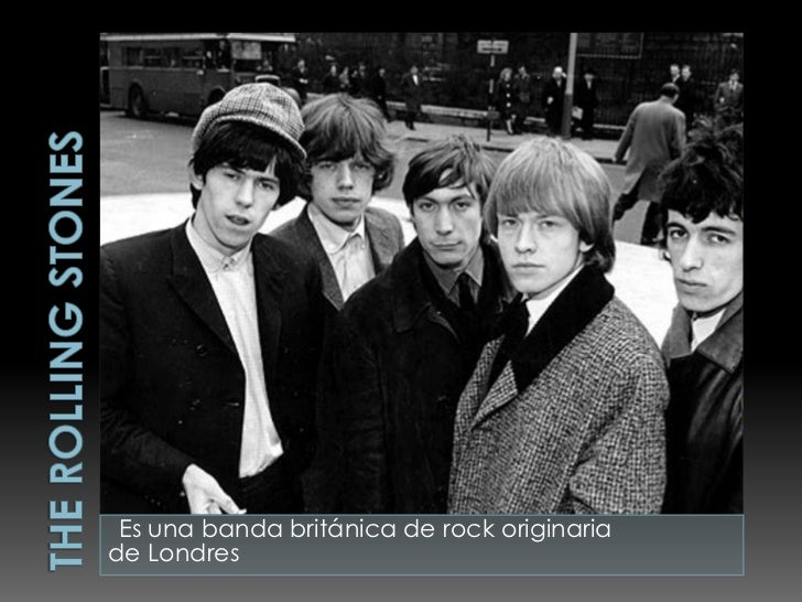 Es una banda británica de rock originariade Londres