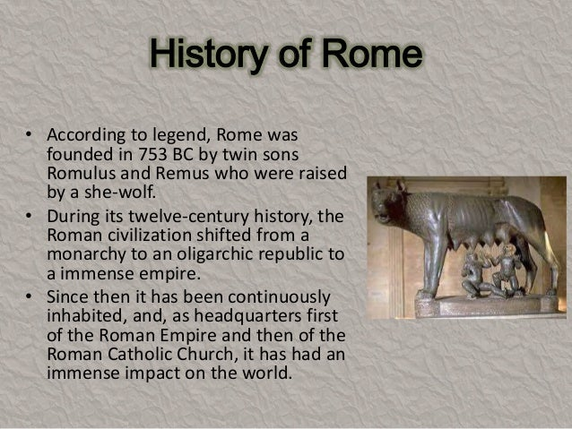 a history of the roman government I published the first episode of the history of rome podcast on july 27, 2007 and  then  the early republic [509-290 bc]  the fall of the republic [78-30 bc].