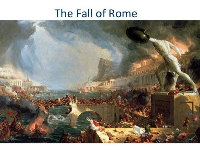fall of the roman emperor Byzantine empire: history and geography of the byzantine empire, the eastern half of the roman empire.