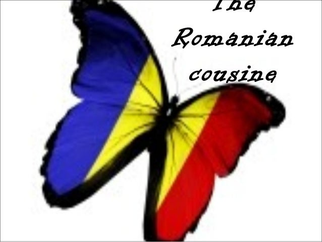 The Romanian cousine